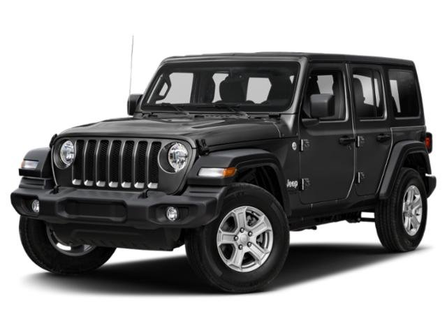 New 2021 Jeep Wrangler Unlimited Sport S 4x4