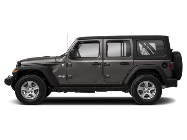 New 2020 JEEP Wrangler JEEP WRANGLER UNLIMITED SPORT