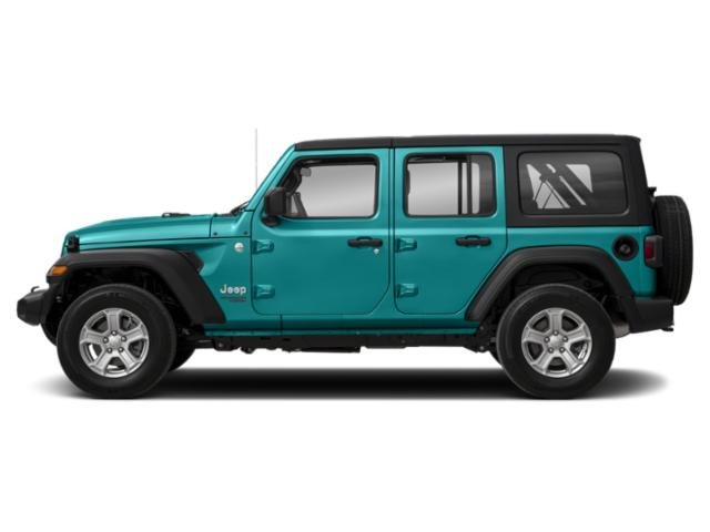Jeep Wrangler Unlimited Sport >> New 2020 Jeep Wrangler Unlimited Rubicon 4x4