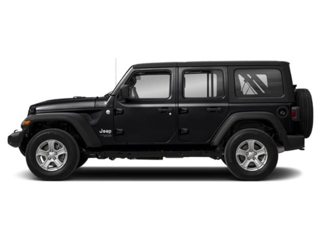 New 2020 JEEP Wrangler JEEP WRANGLER UNLIMITED RUBICON