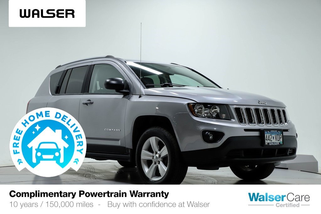 Pre-Owned 2015 Jeep Compass SPORT 4WD