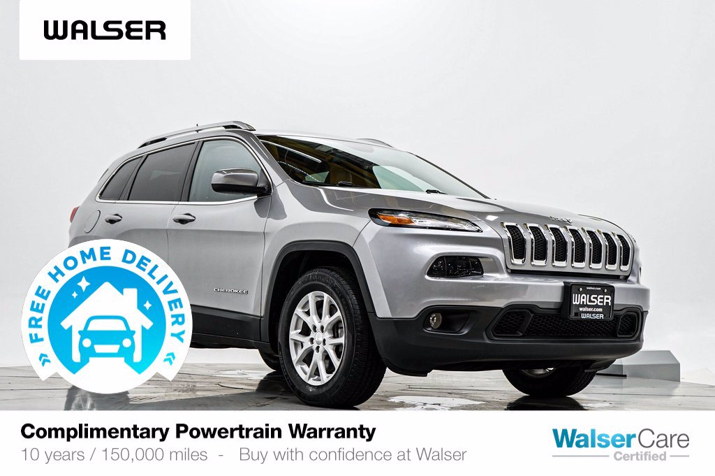 Pre-Owned 2017 Jeep Cherokee LATITUDE TRUENORTH