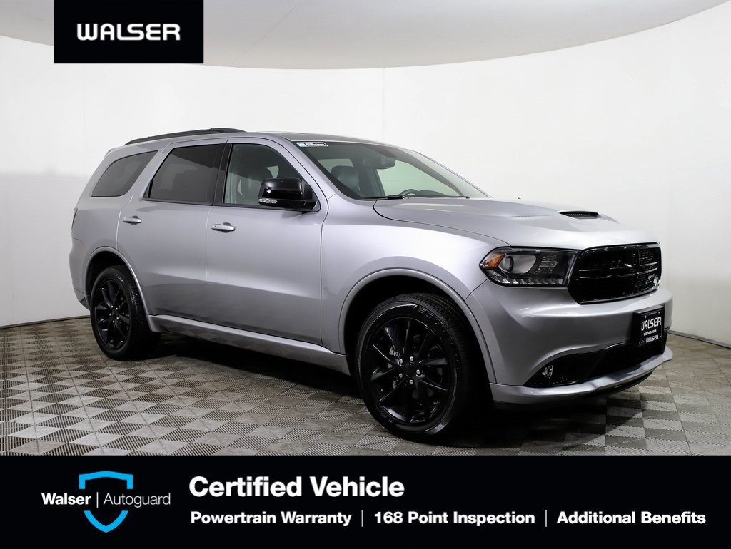 Pre-Owned 2018 Dodge Durango GT Blacktop