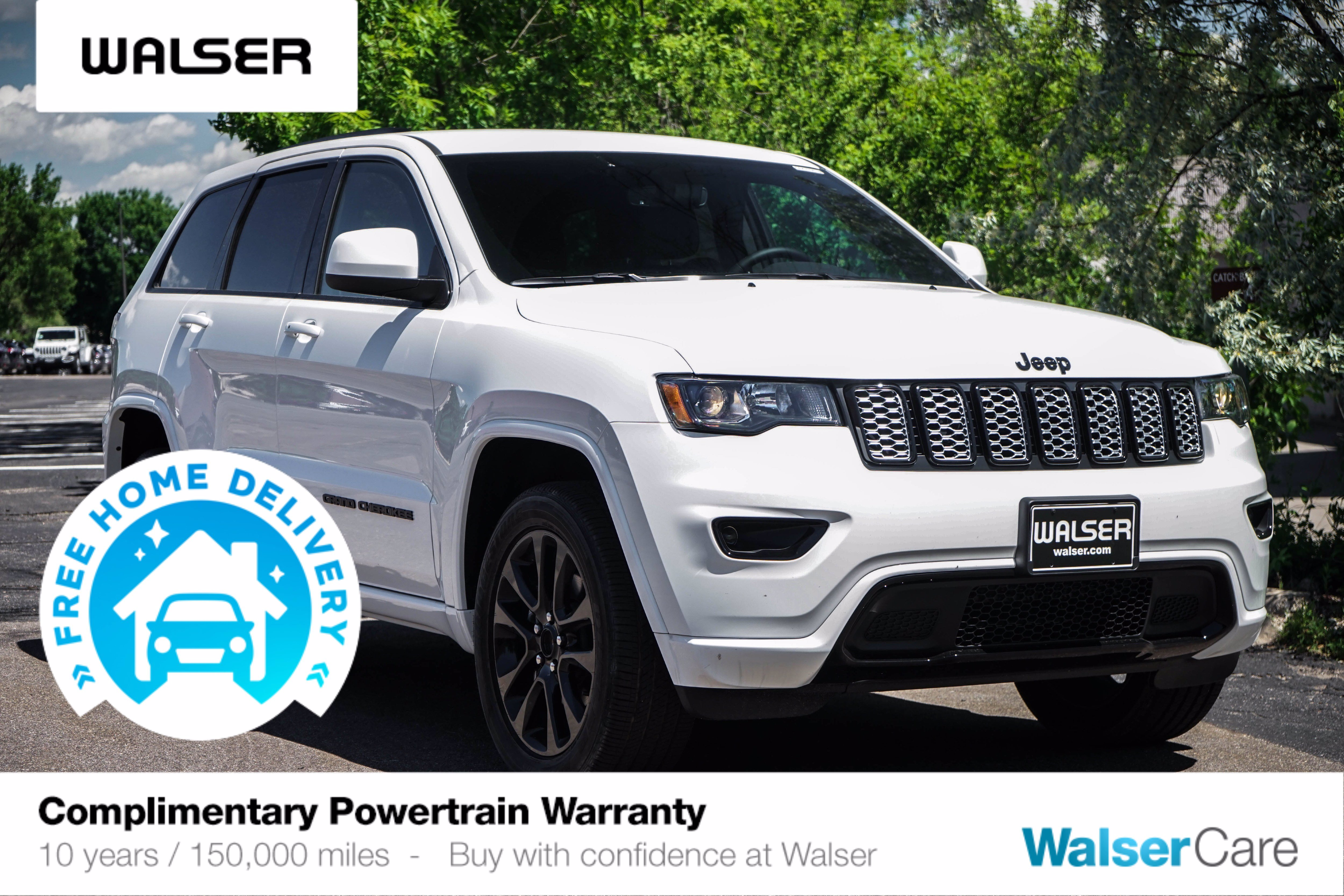 New 2020 JEEP Grand Cherokee 2020 JEEP GRAND CHEROKEE LAREDO 4DR SUV 114.8 WB 4WD