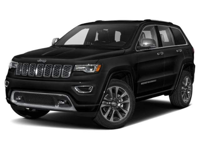 New 2020 JEEP Grand Cherokee 2020 JEEP GRAND CHEROKEE OVERLAND 4DR SUV 114.8 WB 4WD