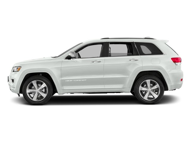 Pre-Owned 2016 Jeep Grand Cherokee OVERLAND 4WD V8