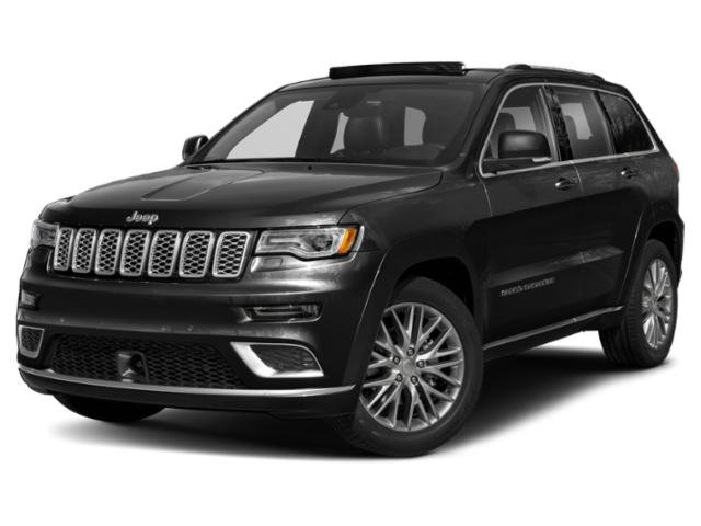 New 2020 JEEP Grand Cherokee 2020 JEEP GRAND CHEROKEE SUMMIT 4DR SUV 114.8 WB 4WD