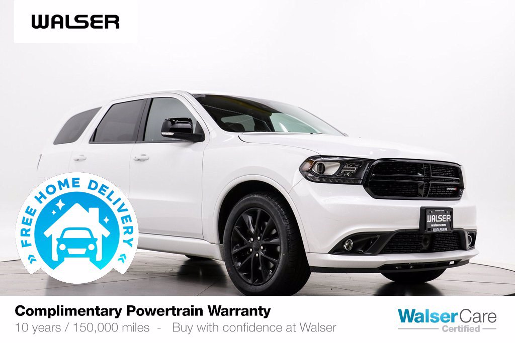 Pre-Owned 2017 Dodge Durango R/T BLACKTOP TECH