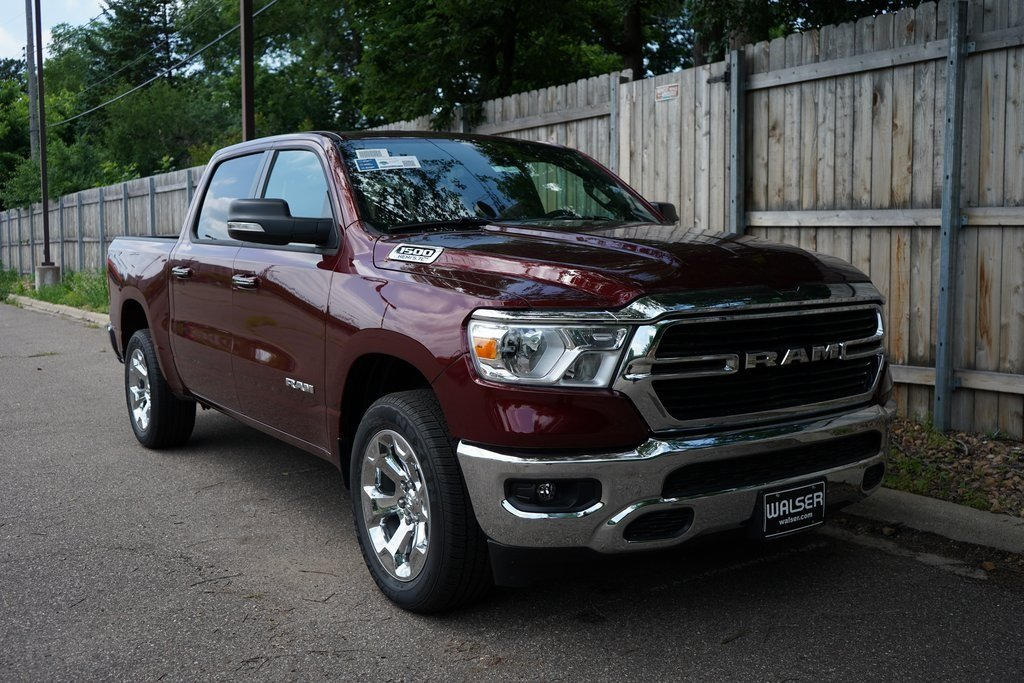 New 2019 RAM All-New 1500 2019 RAM 1500 BIG HORN/LONE STAR CREW CAB 4DR 144.5 WB 4WD