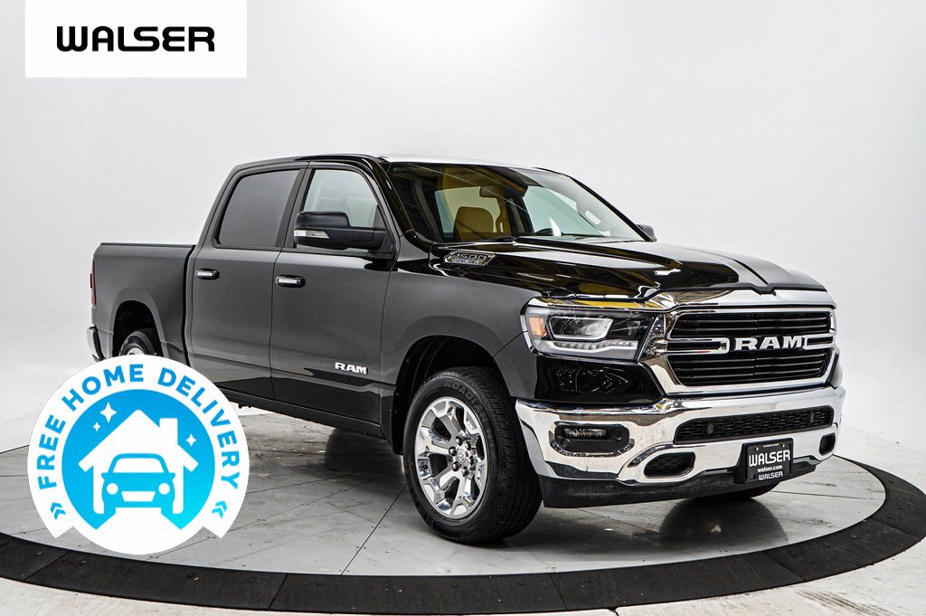 Pre-Owned 2019 Ram 1500 BIG HORN LONE STAR