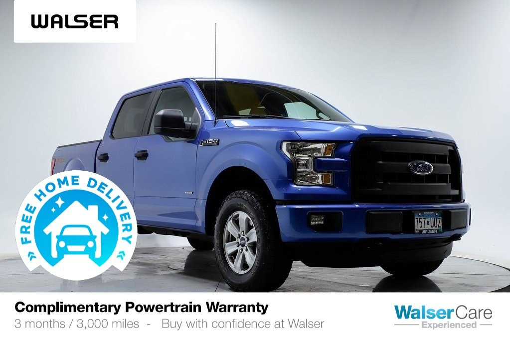 Pre-Owned 2015 Ford F-150 XL SPORT PWR EQP