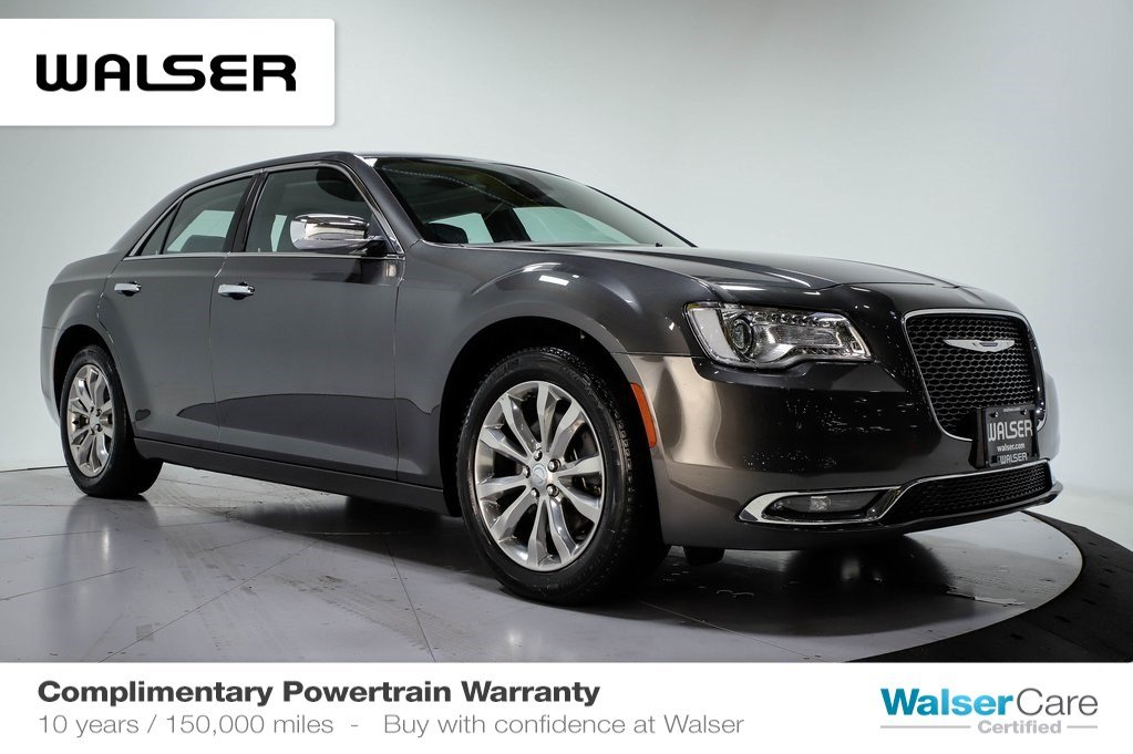 Pre-Owned 2019 Chrysler 300 LIMITED PANO NAV