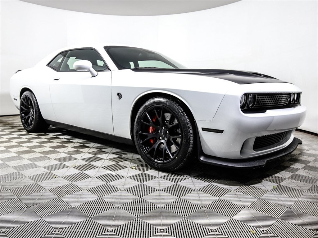 Certified Pre Owned 2016 Dodge Challenger Srt Hellcat