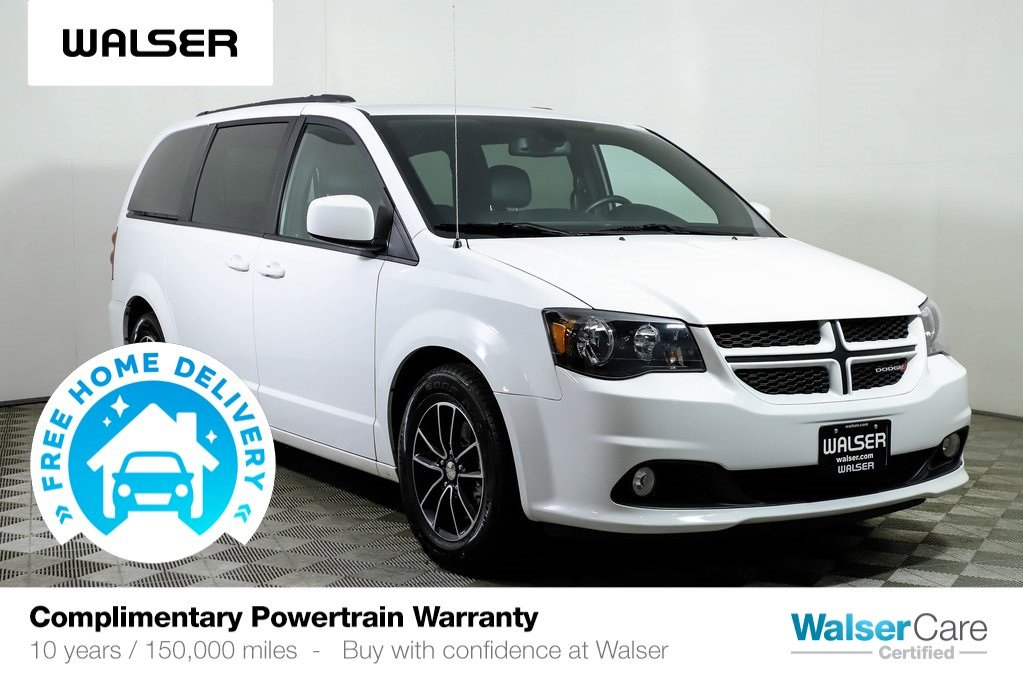 Pre-Owned 2018 Dodge Grand Caravan GT STOW N GO