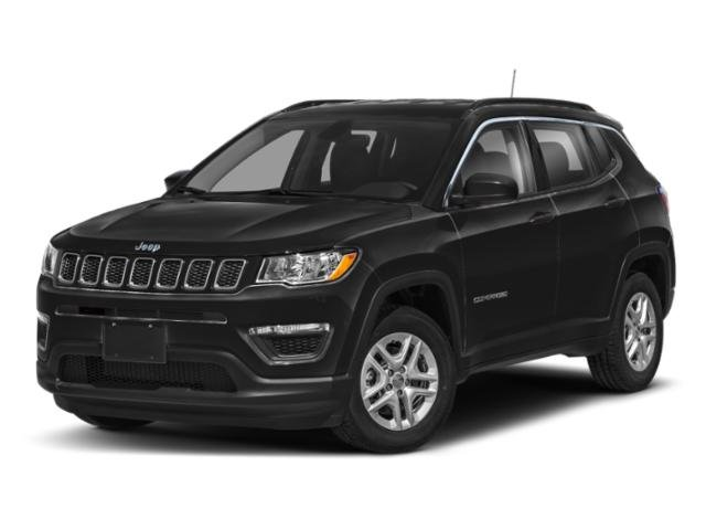 New 2020 JEEP Compass JEEP COMPASS LATITUDE 4X4