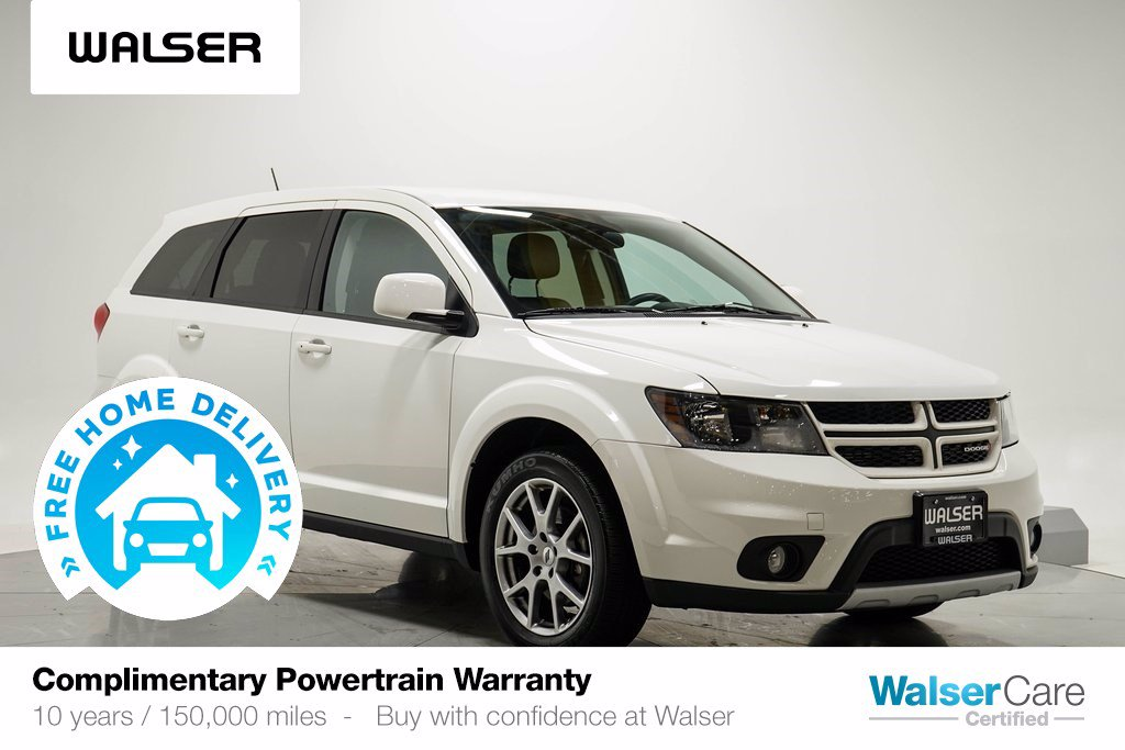 Pre-Owned 2018 Dodge Journey GT AWD V6 HTSEATS