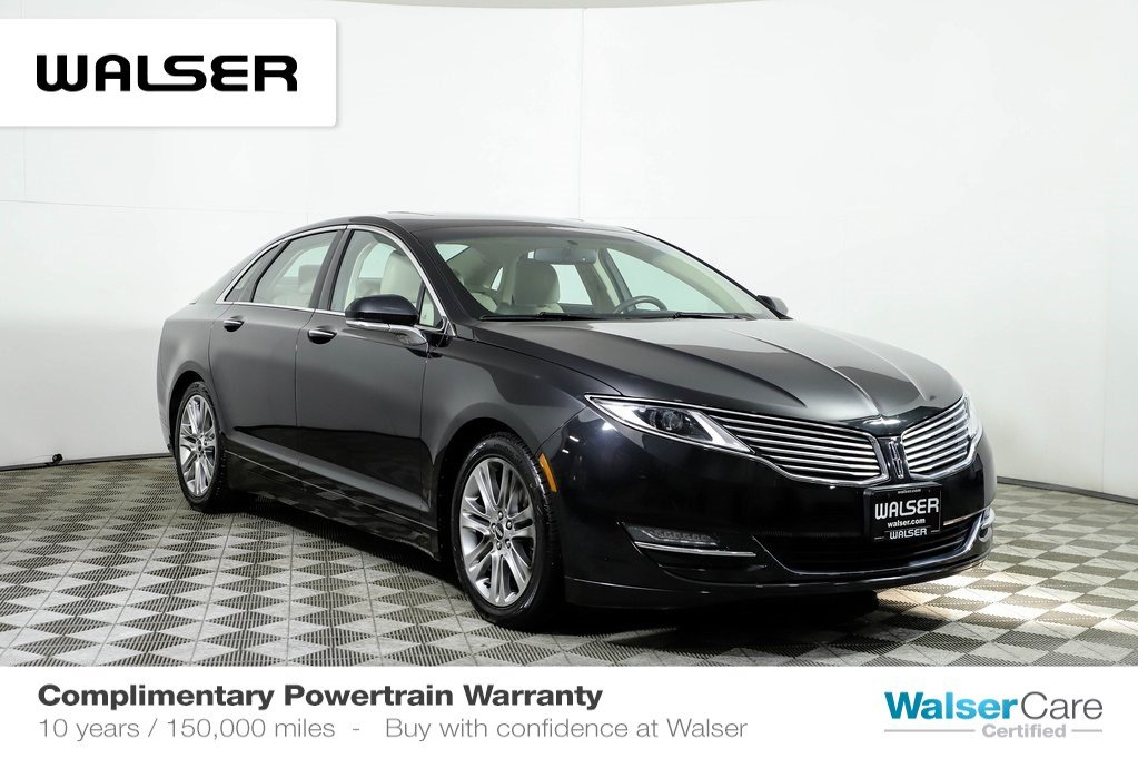 Pre-Owned 2014 Lincoln MKZ RESERVE AWD MOON