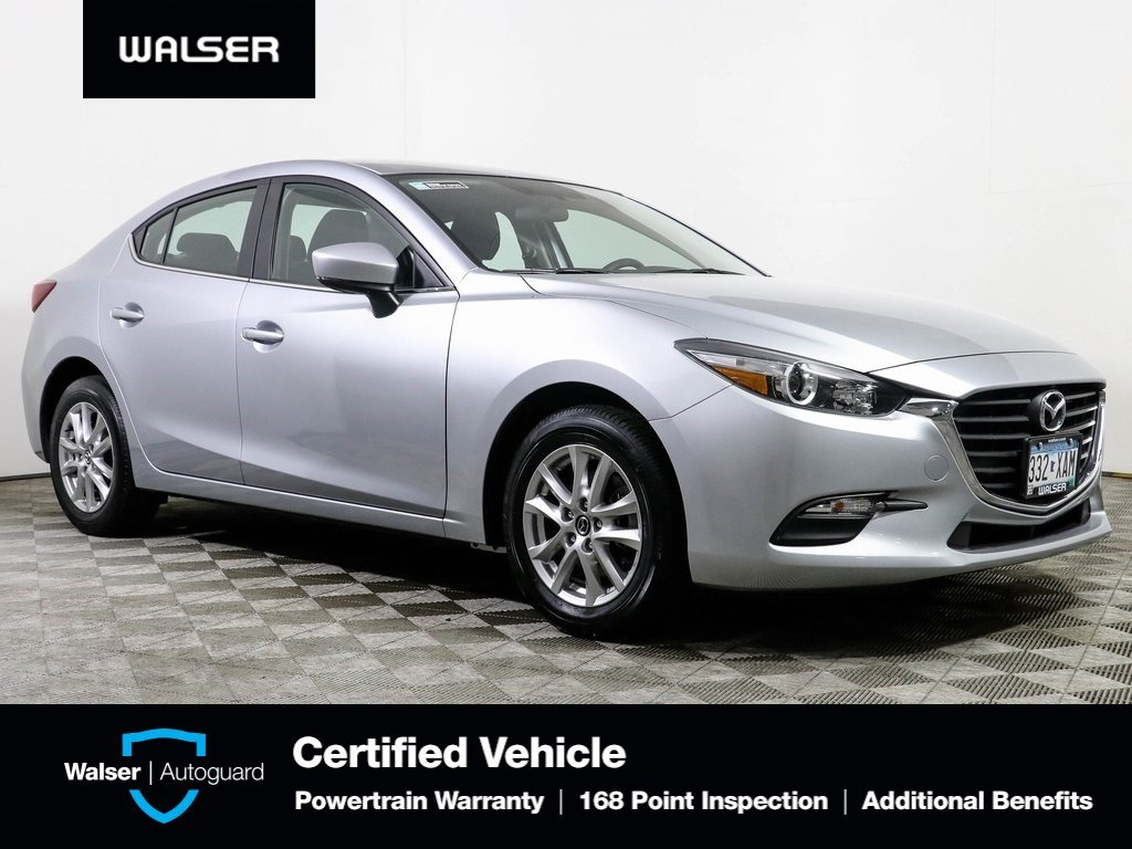 Pre-Owned 2017 Mazda3 4-Door