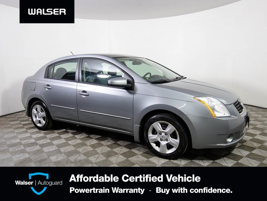 Pre-Owned 2009 Nissan Sentra