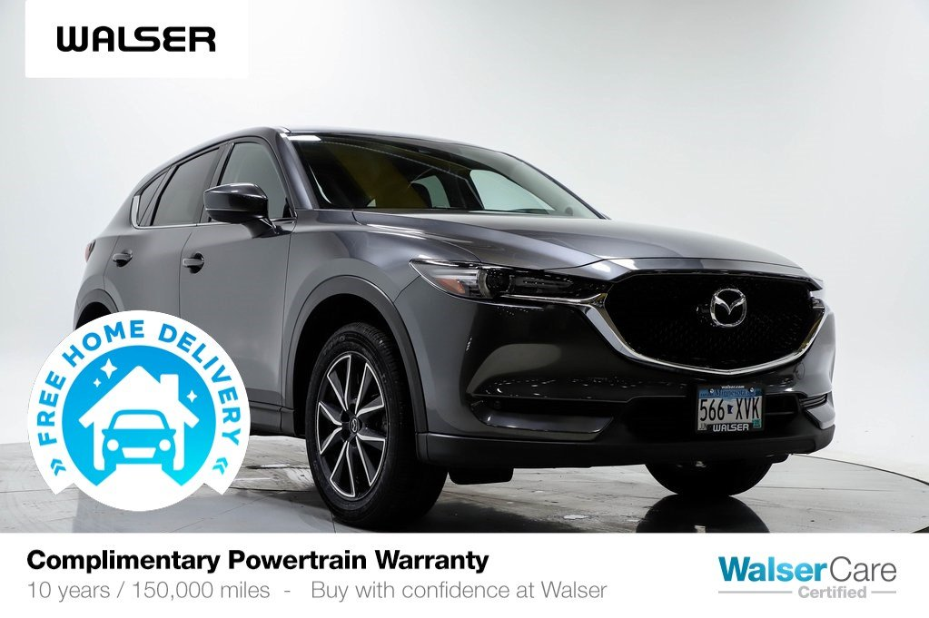 Pre-Owned 2017 Mazda CX-5 GRAND SELECT AWD