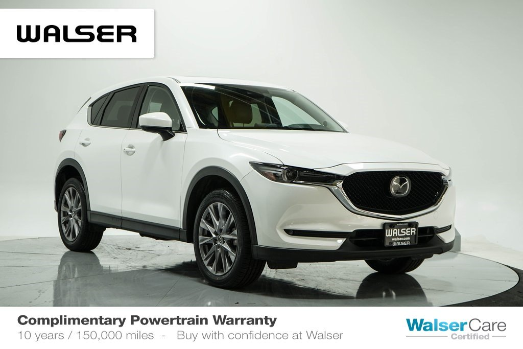 Pre-Owned 2019 Mazda CX-5 GT 4WD