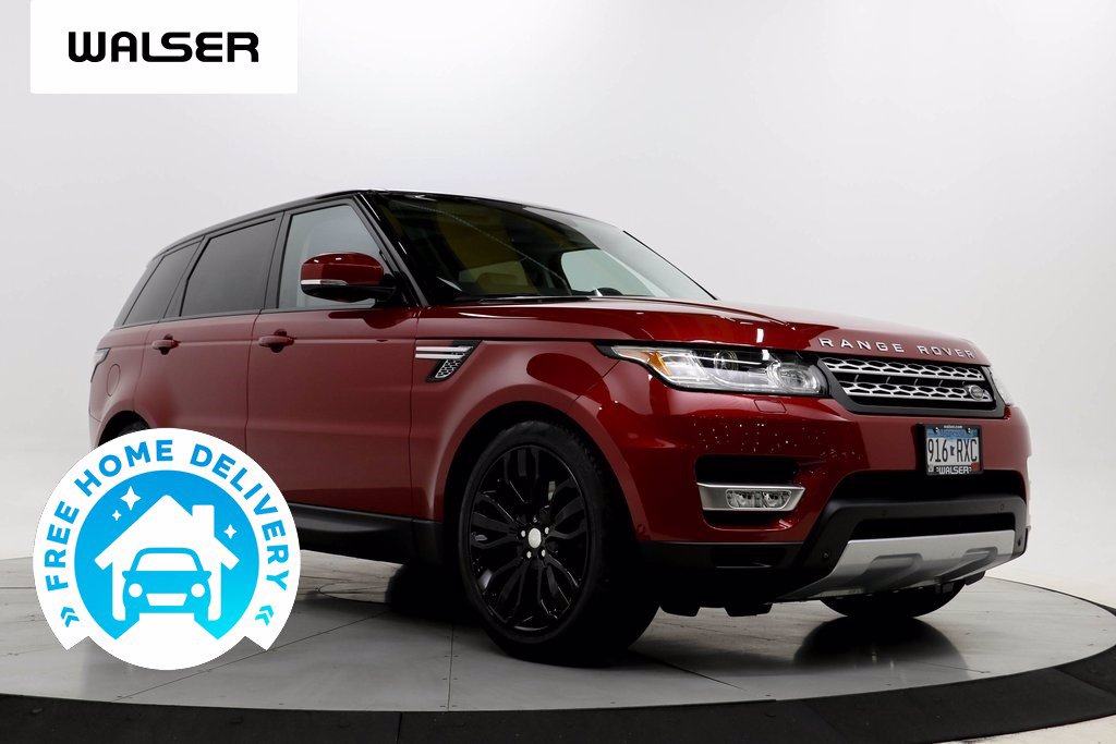Pre-Owned 2015 Land Rover Range Rover Sport SPORT SUPERCHARGE