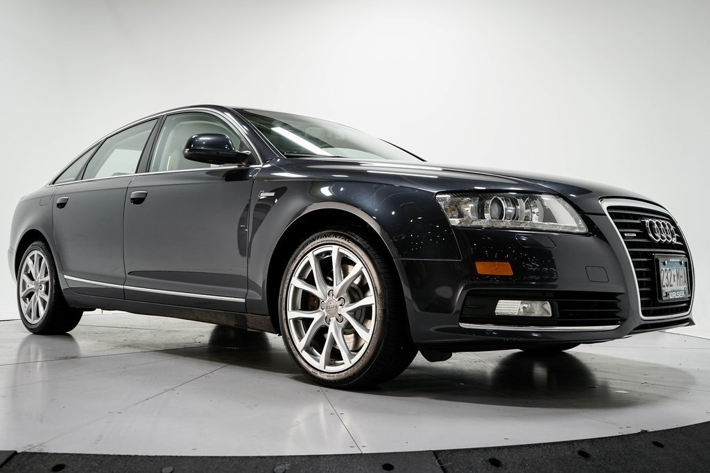 Pre-Owned 2010 Audi A6 PREM PLUS V6