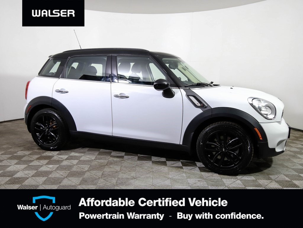 Pre-Owned 2013 MINI Cooper Countryman S