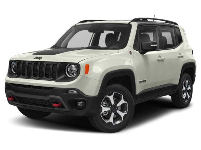New 2020 JEEP Renegade JEEP RENEGADE TRAILHAWK 4X4