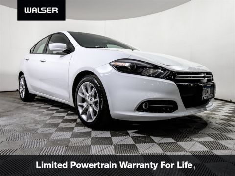 Pre-Owned 2013 Dodge Dart