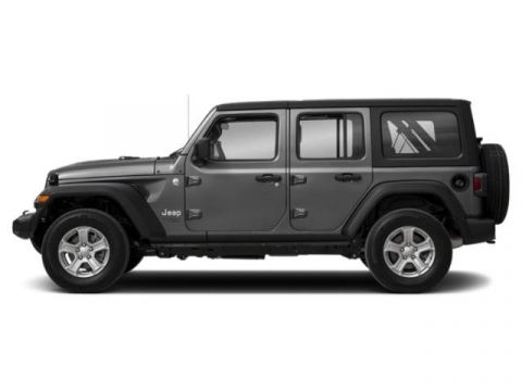 New 2019 JEEP Wrangler JEEP WRANGLER UNLIMITED SPORT