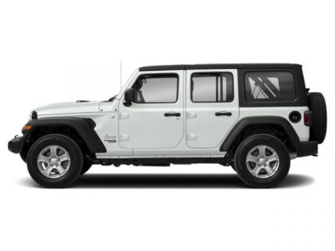 New 2018 JEEP Wrangler JEEP WRANGLER UNLIMITED SAHARA