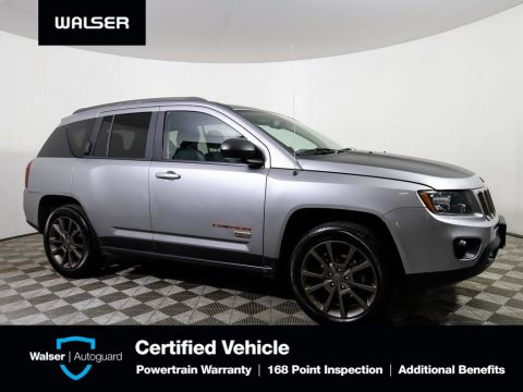 Pre-Owned 2016 Jeep Compass 75TH ANNIVER AWD