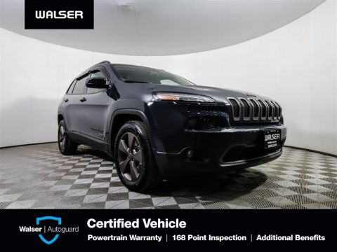 Pre-Owned 2016 Jeep Cherokee 75th Anniversary
