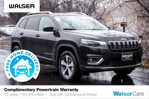 New 2020 JEEP Cherokee JEEP CHEROKEE LIMITED 4X4