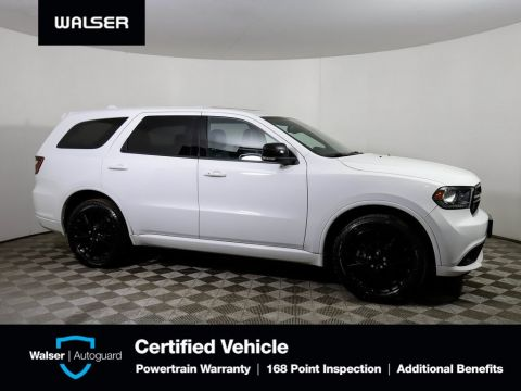 Pre-Owned 2015 Dodge Durango LMTD BLACKTOP 4WD