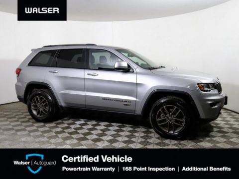 Pre-Owned 2016 Jeep Grand Cherokee 75TH ANNIVERS 4WD