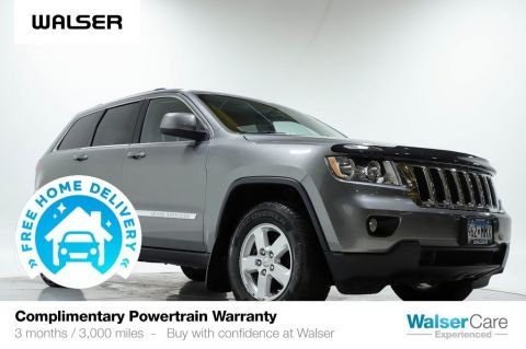Pre-Owned 2012 Jeep Grand Cherokee LAREDO E 4WD V6