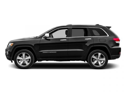 Pre-Owned 2016 Jeep Grand Cherokee LTD 4WD V6 MOON