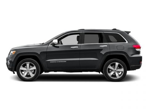 Pre-Owned 2016 Jeep Grand Cherokee LIMITED 4WD
