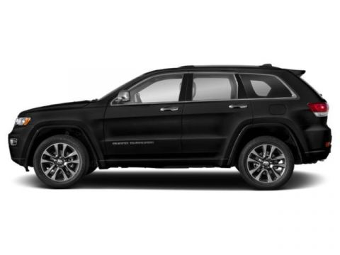 New 2020 JEEP Grand Cherokee JEEP GRAND CHEROKEE OVERLAND 4X4