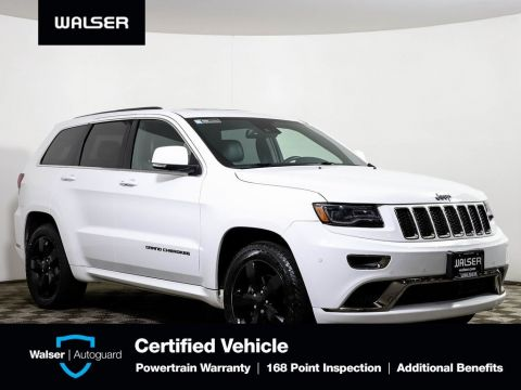 Pre-Owned 2016 Jeep Grand Cherokee High Altitude V6