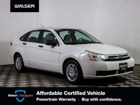 Pre-Owned 2010 Ford Focus