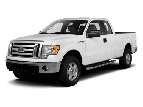 Pre-Owned 2012 Ford F-150 XLT CHROME CONVEN