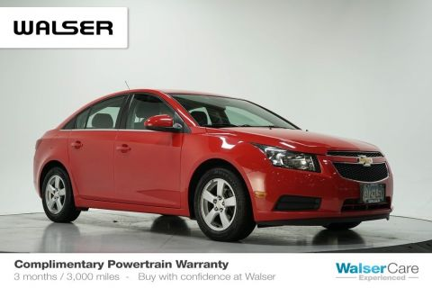 Pre-Owned 2014 Chevrolet Cruze 1LT FWD PREF EQP
