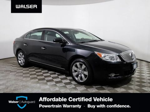 Pre-Owned 2011 Buick LaCrosse