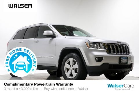 Pre-Owned 2011 Jeep Grand Cherokee LAREDO 4WD V6