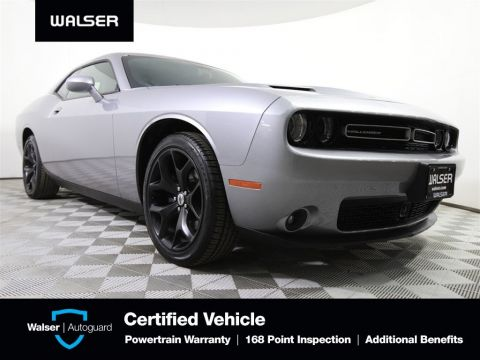 Pre-Owned 2018 Dodge Challenger SXT FULLY LOADED