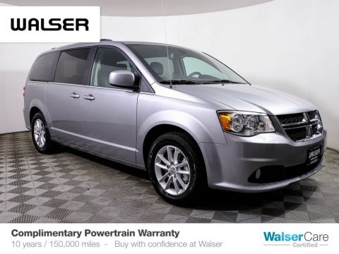Pre-Owned 2019 Dodge Grand Caravan SXT STOW N GO