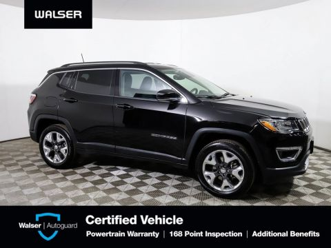 Pre-Owned 2018 Jeep Compass Limited Navigation